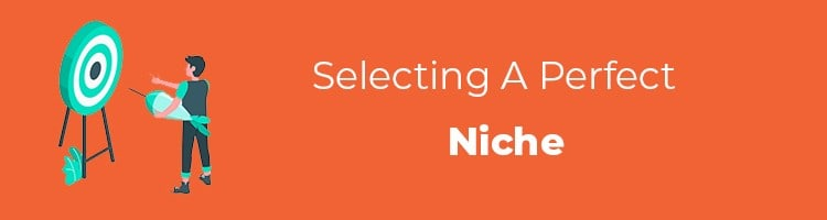 how to select a perfect niche