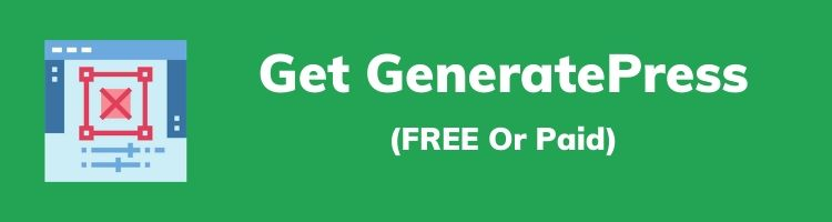 get generatepress theme for your blog