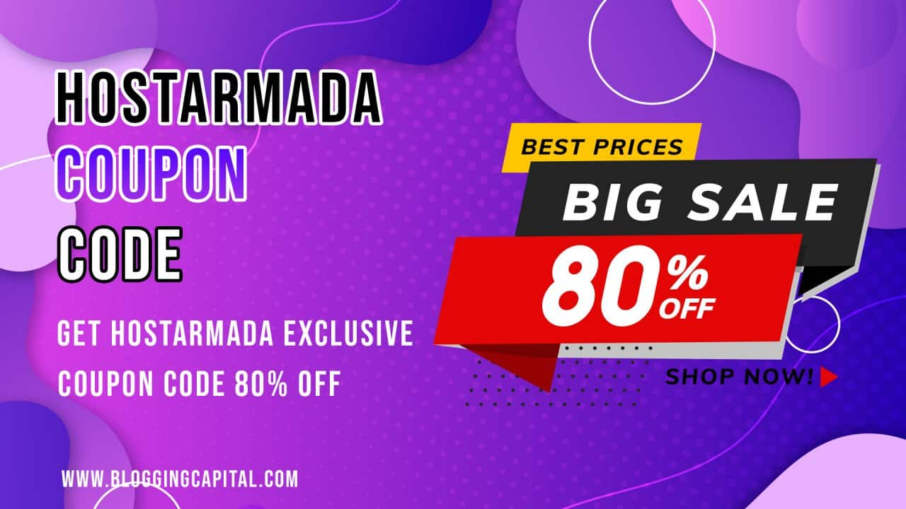 hostarmada coupon code